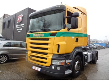 شاحنة جرار Scania R 420 manual retarder