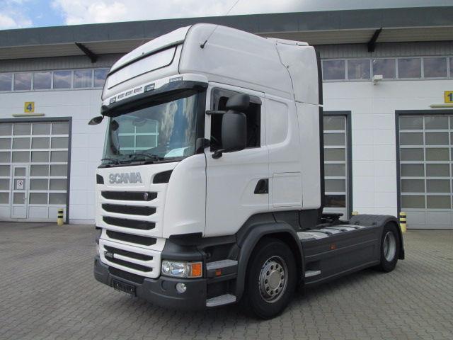 Scania R 450 La 4x2 Mna Standklima Euro 6 شاحنة جرار بيع شاحنة جرار Scania R 450 La 4x2 Mna Standklima Euro 6 Truck1 Id 2032793
