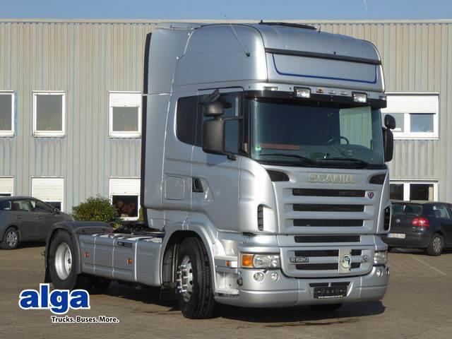 Scania R 620 La Topliner شاحنة جرار بيع شاحنة جرار Scania R 620 La Topliner Truck1 Id 2367882
