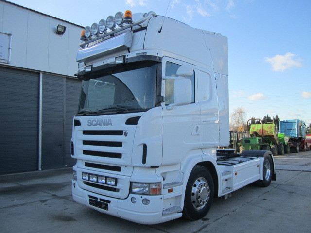 Scania R 620 Manual Retarder شاحنة جرار بيع شاحنة جرار Scania R 620 Manual Retarder Truck1 Id 751462