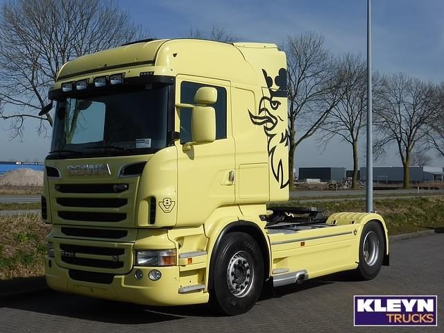 Scania R 730 Hl V8 152 Tkm شاحنة جرار بيع شاحنة جرار Scania R 730 Hl V8 152 Tkm Truck1 Id 1922833