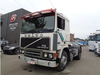 Volvo F 12 707 km lames/grandpont Original !!france never painted!! - شاحنة جرار
