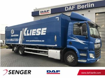 DAF CF 330 FAN AS-Tronic, Topline 9,3 m Schwenkwand  - نقل الشراب شاحنة