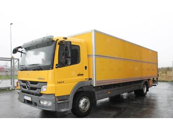 Mercedes-Benz 1524 L Euro 5  - بصندوق مغلق شاحنة
