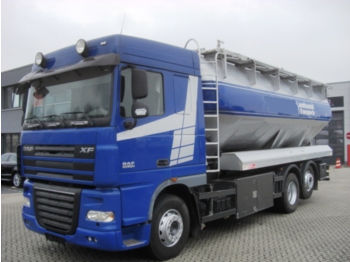 DAF XF 105.510/Silo 31 cbm/Int. / 4 Kammern/Manual  - صهريج شاحنة