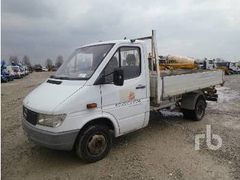 MERCEDES-BENZ SPRINTER 412CDI - قلابات
