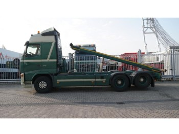 Volvo FH 12/460 6X2 TIPPER CONTAINER TRANSPORT 20 FT - قلابات