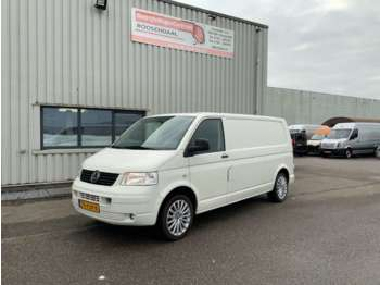 Volkswagen T5 Transporter 2.5 TDI 340 Budgetline DC Airco ,Cruise,3 Zits ,Tr - فان